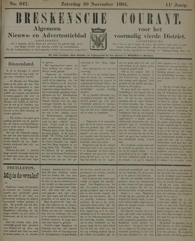 Breskensche Courant 1901-11-30