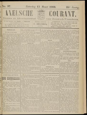 Axelsche Courant 1909-03-13