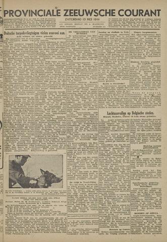 Provinciale Zeeuwse Courant 1944-05-13