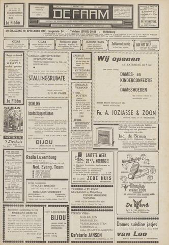de Faam en de Faam/de Vlissinger 1961-03-03