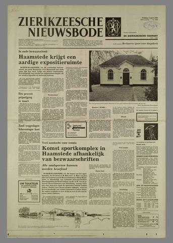 Zierikzeesche Nieuwsbode 1982-04-09