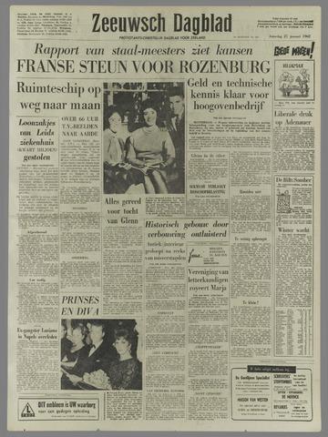 Zeeuwsch Dagblad 1962-01-27