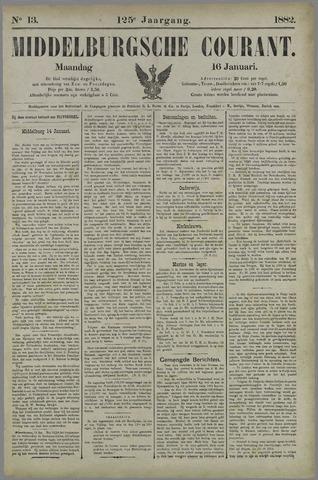 Middelburgsche Courant 1882-01-16