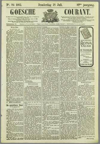 Goessche Courant 1912-07-18