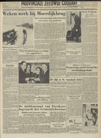 Provinciale Zeeuwse Courant 1953-02-21