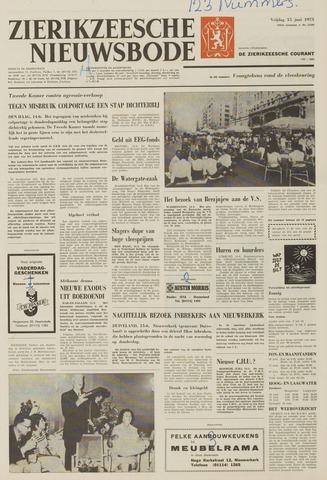 Zierikzeesche Nieuwsbode 1973-06-15