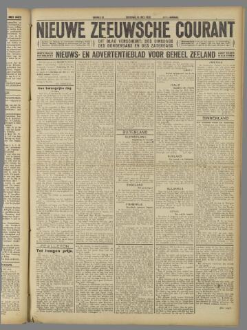 Nieuwe Zeeuwsche Courant 1925-05-19
