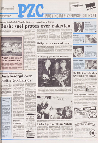 Provinciale Zeeuwse Courant 1990-05-04