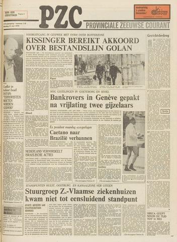 Provinciale Zeeuwse Courant 1974-05-21