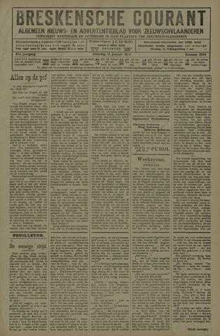 Breskensche Courant 1928-01-14