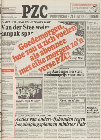 Provinciale Zeeuwse Courant 1980-09-04