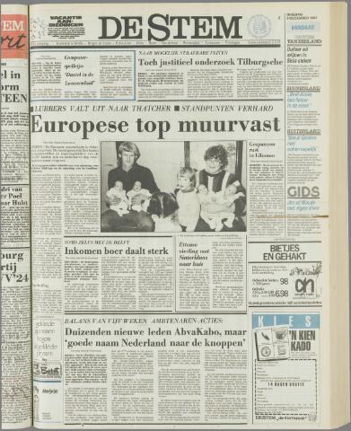 de Stem 1983-12-06