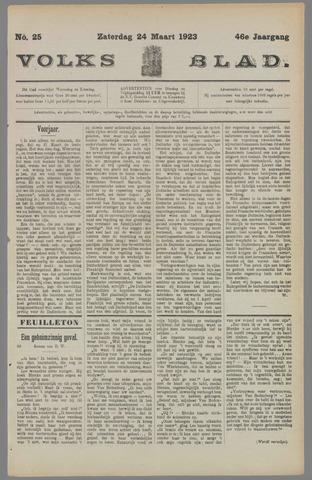 Volksblad 1923-03-24