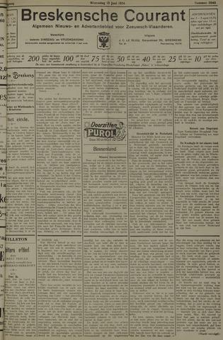 Breskensche Courant 1934-06-13