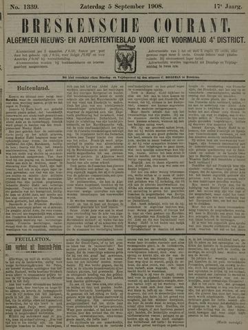 Breskensche Courant 1908-09-05