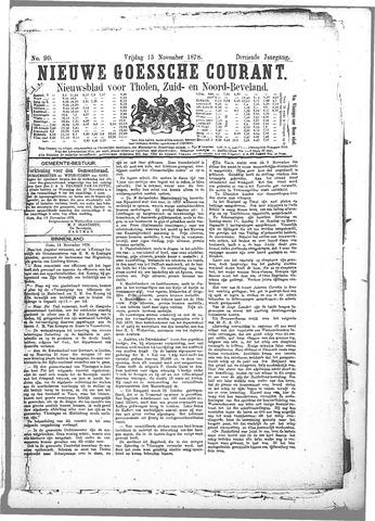 Nieuwe Goessche Courant 1878-11-15