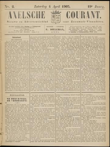 Axelsche Courant 1903-04-04
