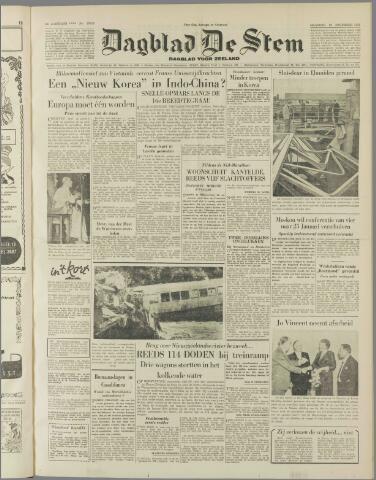 de Stem 1953-12-28