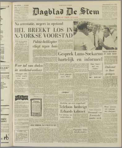de Stem 1964-07-27