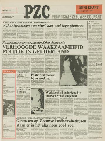 Provinciale Zeeuwse Courant 1977-07-01