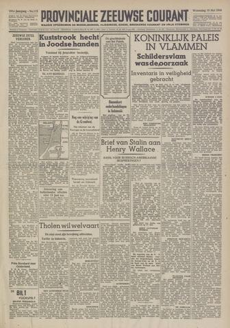 Provinciale Zeeuwse Courant 1948-05-19