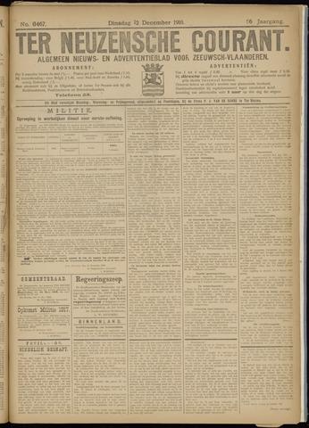 Ter Neuzensche Courant. Algemeen Nieuws- en Advertentieblad voor Zeeuwsch-Vlaanderen / Neuzensche Courant ... (idem) / (Algemeen) nieuws en advertentieblad voor Zeeuwsch-Vlaanderen 1916-12-12