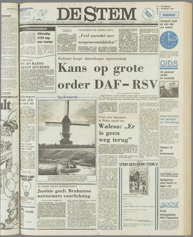 de Stem 1981-03-28