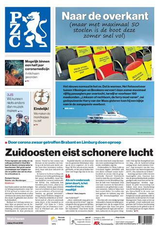 Provinciale Zeeuwse Courant 2020-05-15