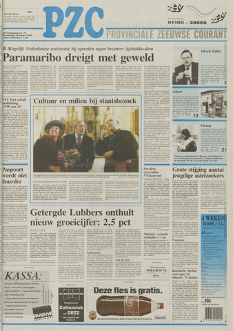 Provinciale Zeeuwse Courant 1994-03-24