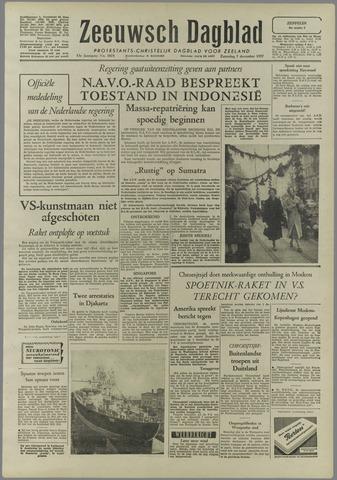 Zeeuwsch Dagblad 1957-12-07
