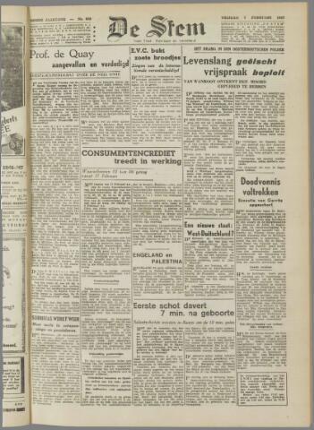 de Stem 1947-02-07