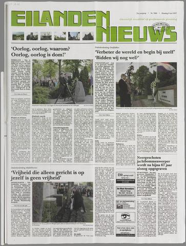 Eilanden-nieuws. Christelijk streekblad op gereformeerde grondslag 2007-05-08