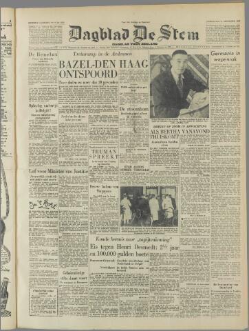 de Stem 1950-12-14