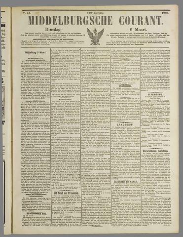 Middelburgsche Courant 1906-03-06