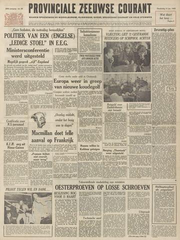 Provinciale Zeeuwse Courant 1963-01-31