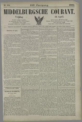 Middelburgsche Courant 1882-04-14