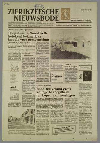 Zierikzeesche Nieuwsbode 1981-03-27