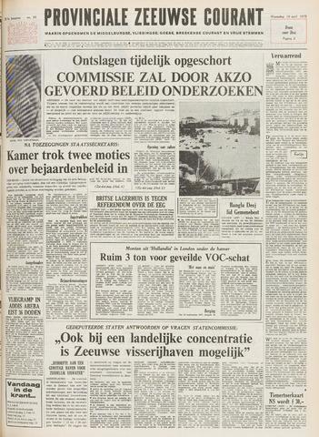 Provinciale Zeeuwse Courant 1972-04-19
