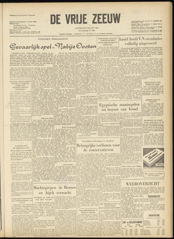 de Vrije Zeeuw 1957-03-09