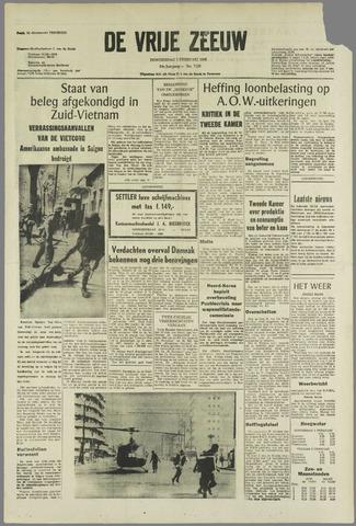 de Vrije Zeeuw 1968-02-01