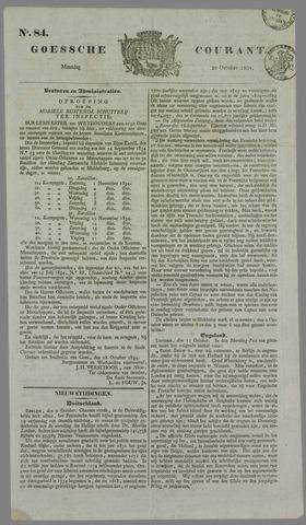 Goessche Courant 1834-10-20