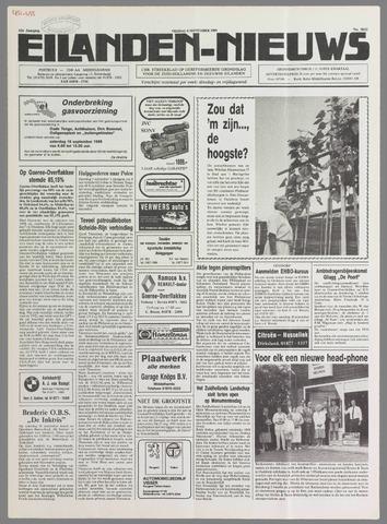 Eilanden-nieuws. Christelijk streekblad op gereformeerde grondslag 1989-09-08