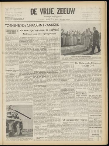 de Vrije Zeeuw 1953-08-13