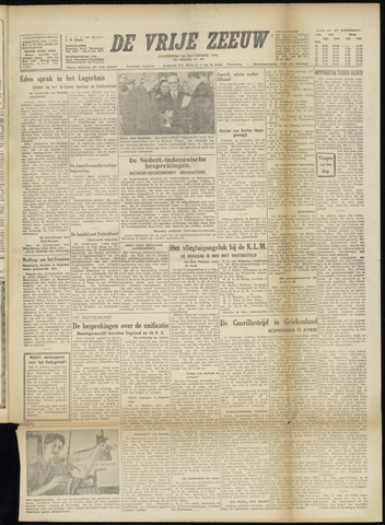 de Vrije Zeeuw 1946-11-16