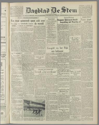 de Stem 1949-01-13