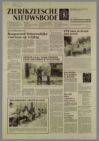 Zierikzeesche Nieuwsbode 1983-08-25