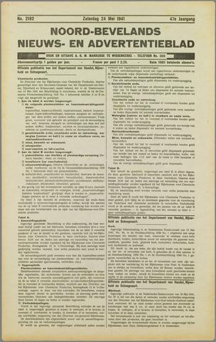 Noord-Bevelands Nieuws- en advertentieblad 1941-05-24