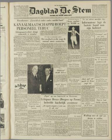 de Stem 1956-09-12