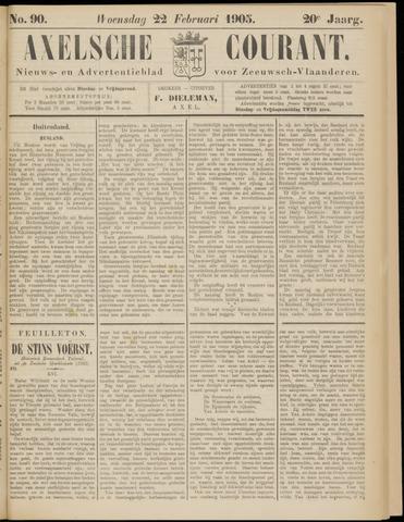 Axelsche Courant 1905-02-22
