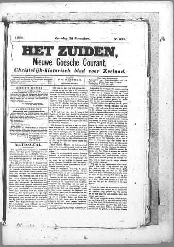 Nieuwe Goessche Courant 1880-11-20